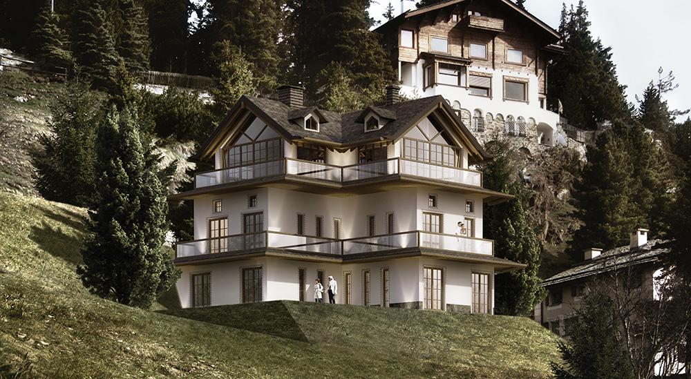 Verkauf: Villa Max & Moritz